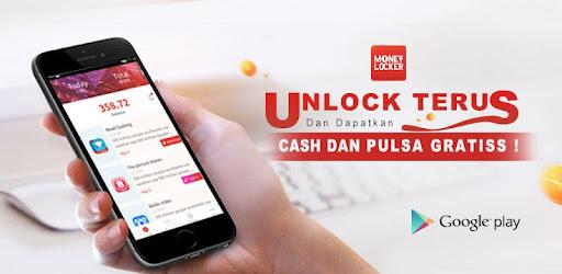 Money Locker:Cash Pulsa Gratis for PC
