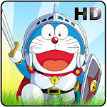 Wallpaper Doraemon-cartoon HD Icon