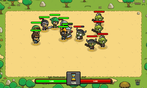 Raid Heroes: Total War apkpoly screenshots 5