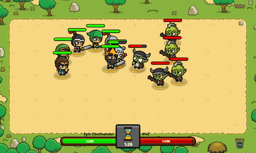 Raid Heroes: Total War for PC-Windows 7,8,10 and Mac apk screenshot 5