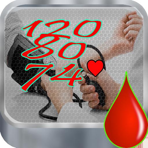 血壓記錄 醫療 App LOGO-APP開箱王