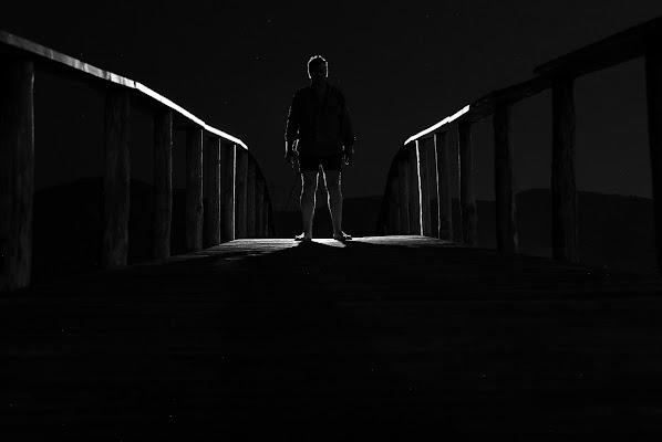Uomo nero di Giovanni Coccoli