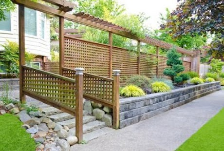 fence design ideas screenshot thumbnail - Fence Design Ideas