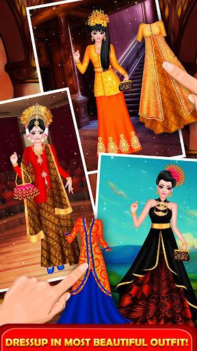 Indonesian Doll Fashion Salon Dress up & Makeover 2.0 screenshots 9