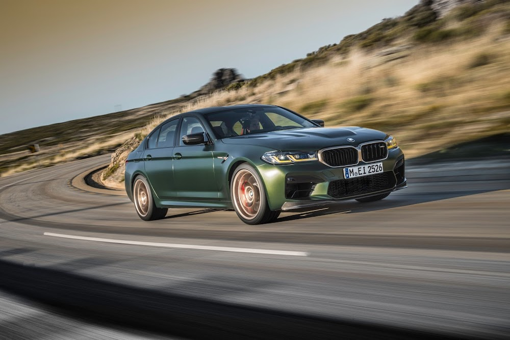 The mighty new 467kW BMW M5 CS is a four-door supercar slayer - TimesLIVE
