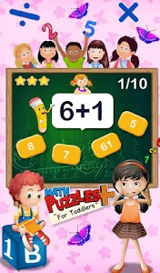 Math Puzzles For Toddlers v1.0.0