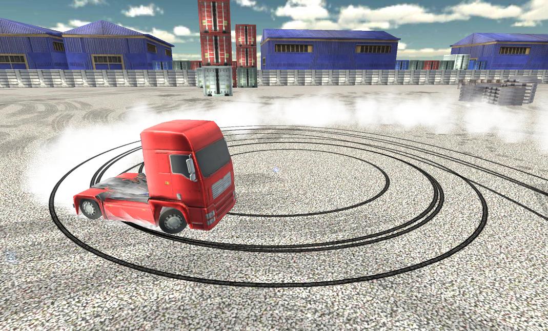 American-Real-Truck-Drift-4x4 5