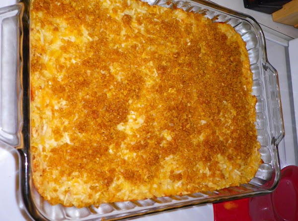 Potluck Potato Casserole Recipe