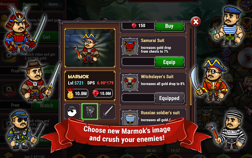 Marmok's Team Monster Crush modavailable screenshots 6