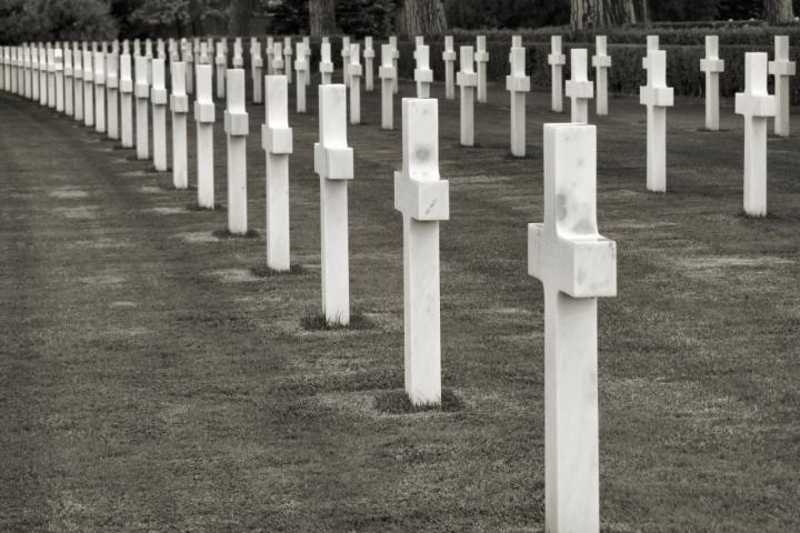 Dopo la guerra,solo il silenzio.. di Luigi Segatori