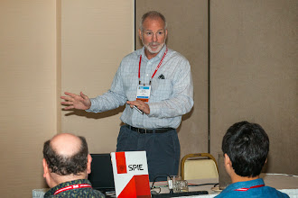 Photo: Michael McNitt-Gray, SPIE Medical Imaging 2014