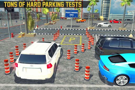 Prado luxury Car Parking: 3D Free Games 2019 60.7.2 screenshots 4