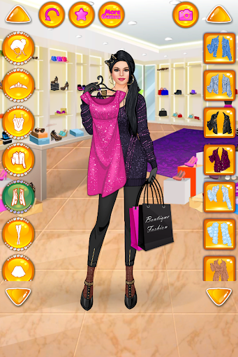 Rich Girl Crazy Shopping - Fashion Game 1.0.4 screenshots 2