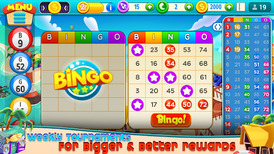 Bingo Live - náhled