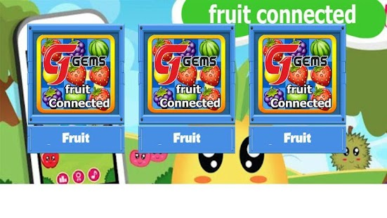 Fruit Connected for PC-Windows 7,8,10 and Mac apk screenshot 2