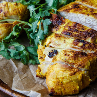 Indian-Spiced Turkey Breast Recipe
