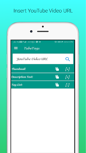 UTube Tags And Thumbnail Downloader screenshot 7