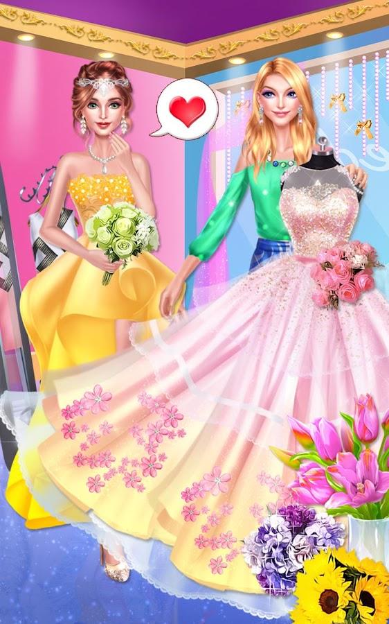 Wedding Planner Makeover Salon Screenshot