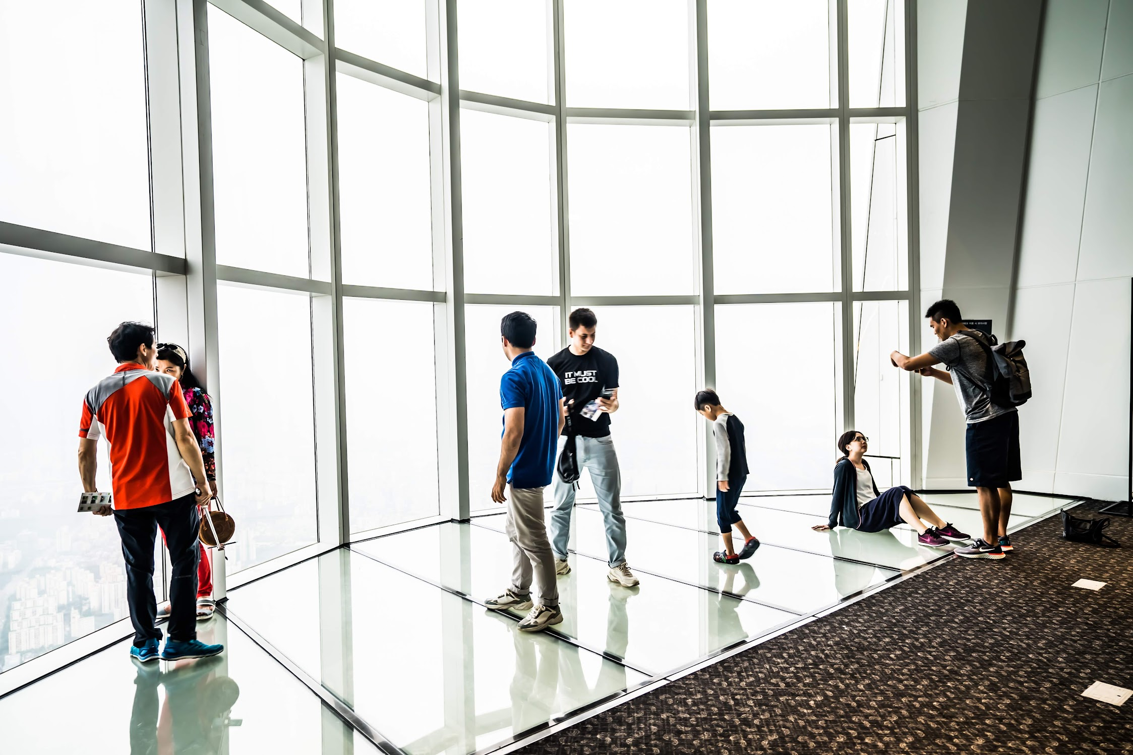 Lotte World Tower Observation Deck1