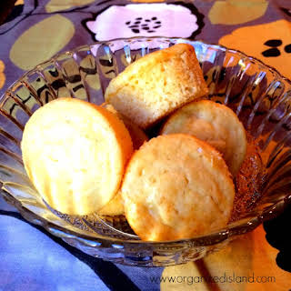 Simple Pineapple Muffins.