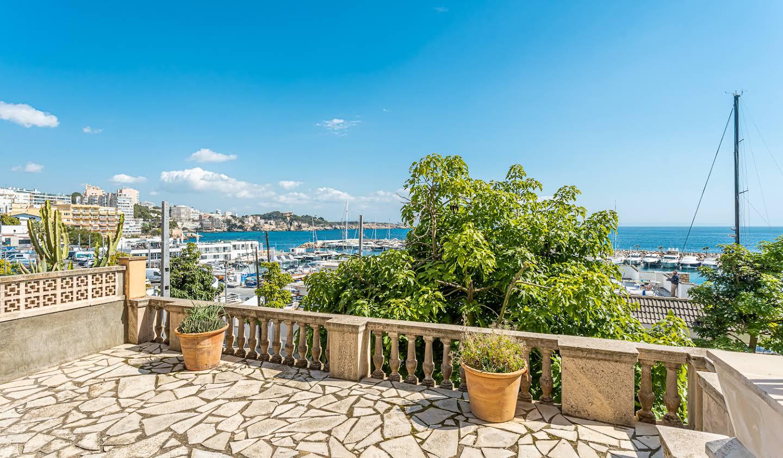 Appartement avec terrasse et piscine Son Vida