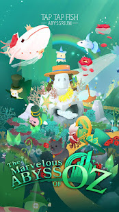 Tap Tap Fish AbyssRium - Healing Aquarium (+VR) 1.0 APK + Mod (Free purchase / Free shopping) for Android