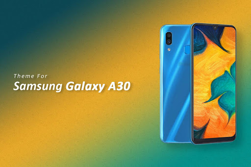 Theme for Galaxy A30 ss1
