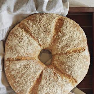 Royal Crown Tortano Bread.
