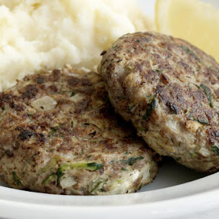 Beef and Zucchini Patties