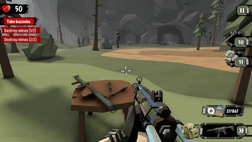 The Walking Zombie 2: Zombie shooter 3.2.9 screenshots 4