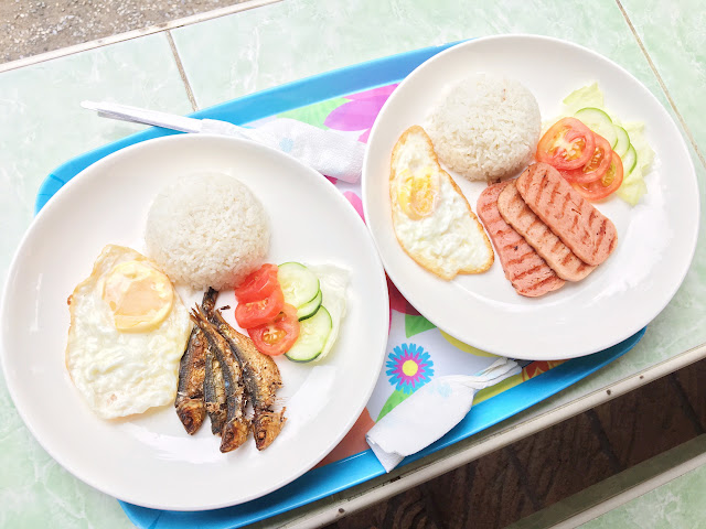 Fely's Store and Canteen Tuyosilog and Hamsilog