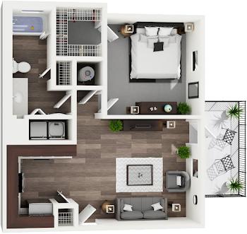 Go to Levee Floorplan page.