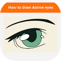 How to Draw Anime Eyes - Step by step icon