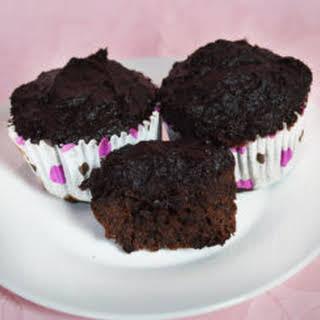 Paleo Chocolate Cupcakes.