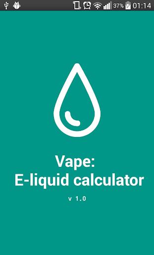 Vape: E-liquid Pro