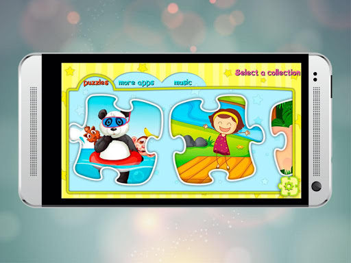 Jigsaw Puzzle for Kids & baby - screenshot