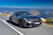 The 2019 BMW Z4 attacks a coastal road.
