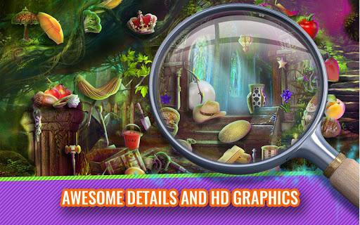 Hidden Objects - Magic Garden 1.0 screenshots 12