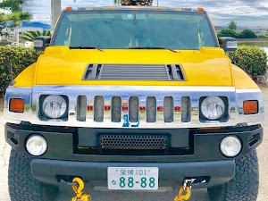 H2  07,HUMMER,LUXPXG三井D車のカスタム事例画像 ヨシクマ🇺🇸🍍さんの2020年05月08日12:14の投稿