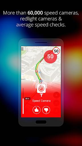 Speed Camera & Radar screenshot 1