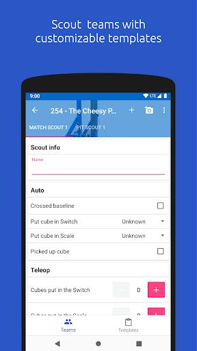 robot scouter - frc scouting screenshot 3