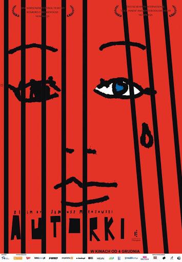 Polski plakat filmu 'Autorki'