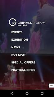 Grimaldi Forum - náhled