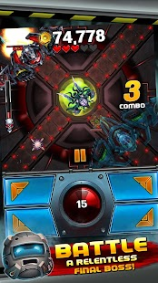 BioBeasts: Mutate & Destroy Screenshot