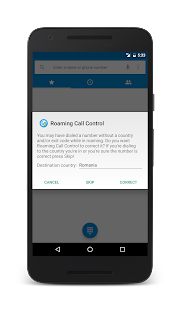 Roaming Call Control- screenshot thumbnail