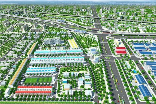 Đất nền nhà phố Nam Long, Bến Lức, Long An 2