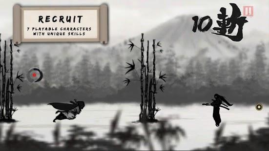 SumiKen : Ink Samurai Run - náhled