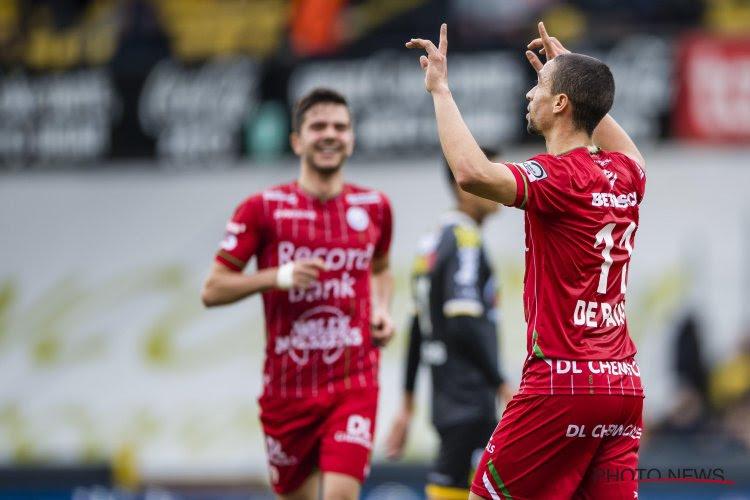 L'Antwerp en discussions avec un ancien attaquant de Pro League