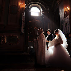 Wedding photographer Oksana Yakubiv (oksanaiakubiv). Photo of 18.10.2015