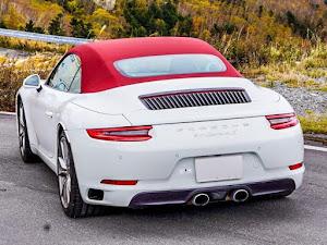 911 991H2 carrera S cabrioletのカスタム事例画像 Paneraorさんの2020年10月22日21:17の投稿